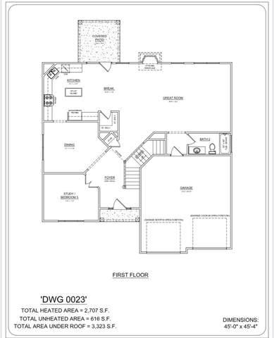 117 White Oak Drive Ne, Ludowici, GA 31316 (MLS #137906) :: Coldwell Banker Southern Coast