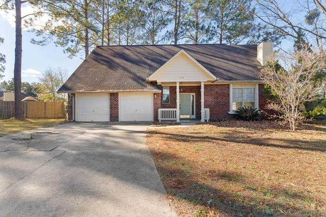 1954 Woking Court, Hinesville, GA 31313 (MLS #137912) :: Coldwell Banker Southern Coast