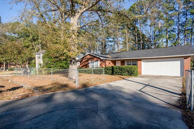 636 Parker Drive, Hinesville, GA 31313 (MLS #137915) :: Coldwell Banker Southern Coast