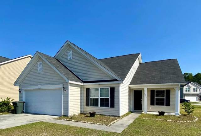 1054 Marne Boulevard, Hinesville, GA 31313 (MLS #137977) :: RE/MAX All American Realty