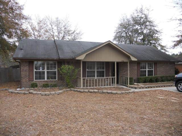 1516 Woodcrest Circle, Hinesville, GA 31313 (MLS #137997) :: RE/MAX All American Realty