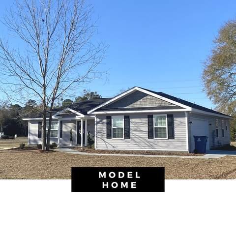 521 Caleb Circle, Jesup, GA 31545 (MLS #138013) :: RE/MAX All American Realty