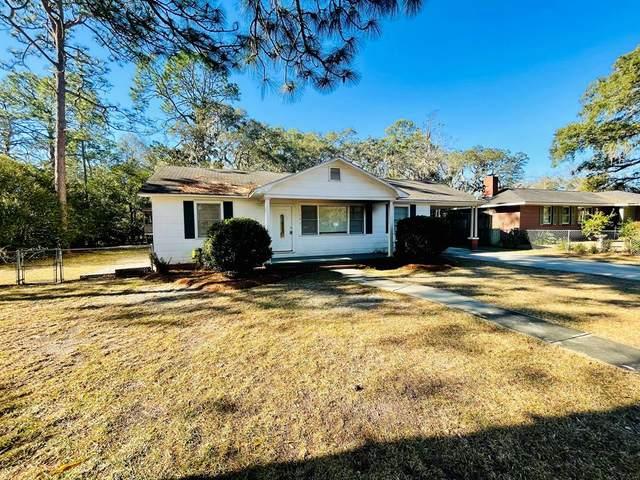 171 Black Street, Jesup, GA 31545 (MLS #138053) :: Coldwell Banker Southern Coast