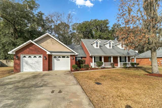 169 Sassafras Lane, Midway, GA 31320 (MLS #138103) :: RE/MAX All American Realty