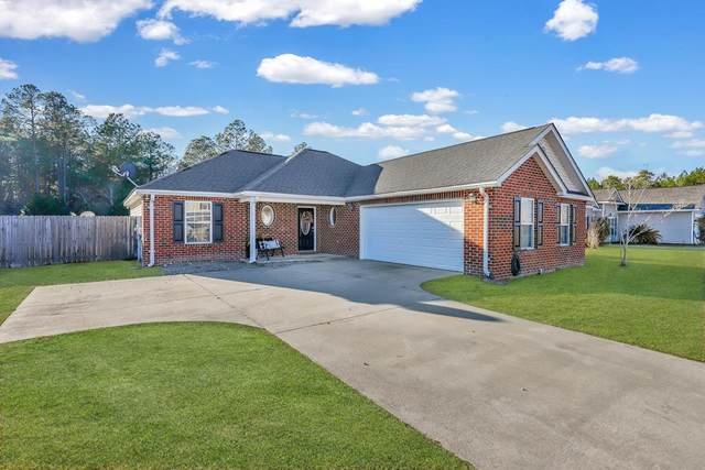 175 Forest Street Ne, Ludowici, GA 31316 (MLS #138121) :: Savannah Real Estate Experts