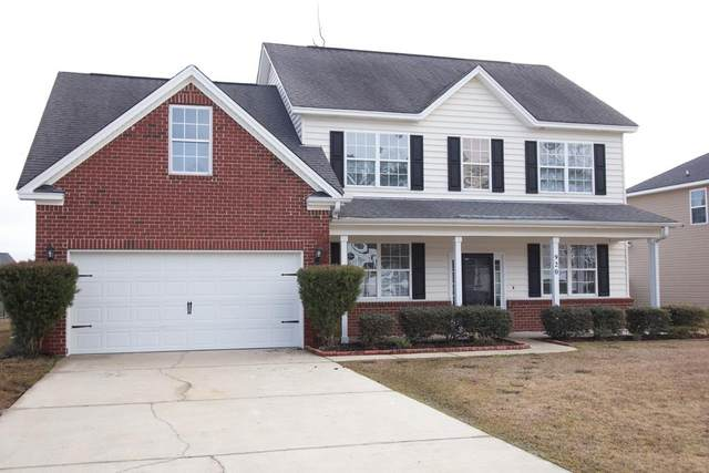 920 Oak Crest Drive, Hinesville, GA 31313 (MLS #138168) :: RE/MAX All American Realty