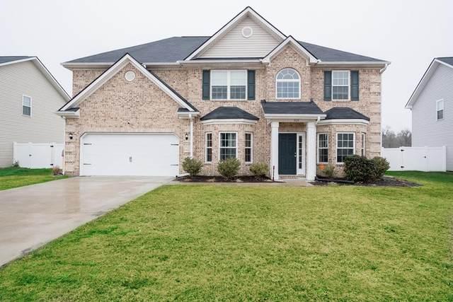 979 Oak Crest Drive, Hinesville, GA 31313 (MLS #138234) :: Coldwell Banker Southern Coast