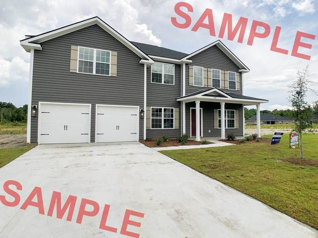 869 Fairview Circle, Hinesville, GA 31313 (MLS #138255) :: RE/MAX All American Realty