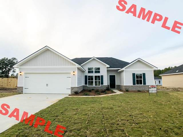 56 Archibald Way, Ludowici, GA 31316 (MLS #138278) :: RE/MAX All American Realty
