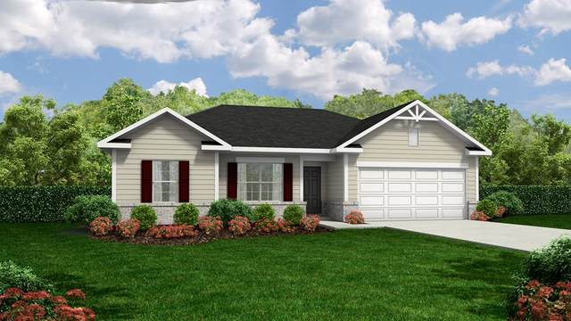 74 Griffin Road, Allenhurst, GA 31301 (MLS #138301) :: RE/MAX All American Realty