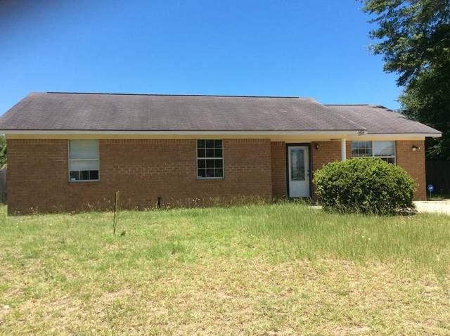 1464 Flo Zechman Drive, Hinesville, GA 31313 (MLS #138305) :: RE/MAX All American Realty
