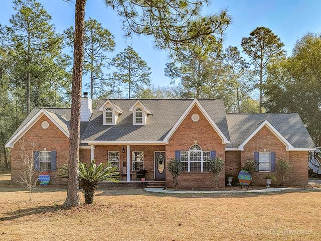 162 W Melody Drive, Jesup, GA 31545 (MLS #138311) :: RE/MAX All American Realty