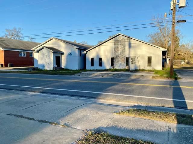 428 Church Street, Odum, GA 31555 (MLS #138312) :: RE/MAX All American Realty