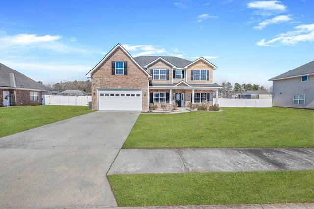 707 English Oak Drive, Hinesville, GA 31313 (MLS #138333) :: RE/MAX All American Realty
