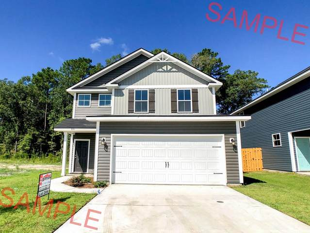 546 Fairview Circle, Hinesville, GA 31313 (MLS #138369) :: Coldwell Banker Southern Coast