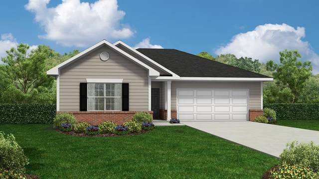 96 Griffin Road, Allenhurst, GA 31301 (MLS #138507) :: RE/MAX All American Realty