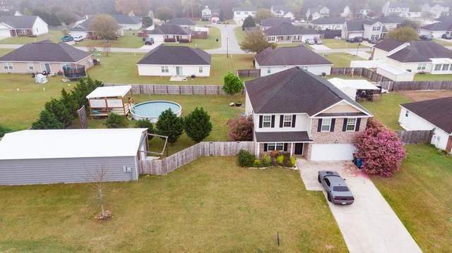 103 Auburn Circle, Glennville, GA 30427 (MLS #138584) :: Coldwell Banker Southern Coast