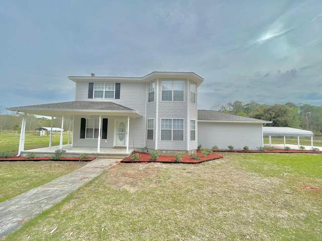 4518 Rye Patch Road, Ludowici, GA 31316 (MLS #138589) :: RE/MAX All American Realty