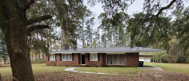 178 Olvey Road, Hinesville, GA 31313 (MLS #138595) :: Coldwell Banker Southern Coast