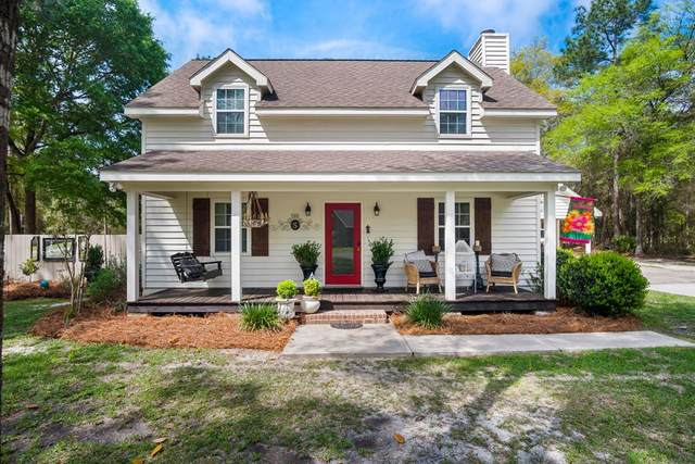 155 W Melody Drive, Jesup, GA 31545 (MLS #138675) :: RE/MAX All American Realty