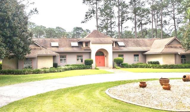 6 Birdie Drive, Jesup, GA 31546 (MLS #138696) :: Coldwell Banker Southern Coast