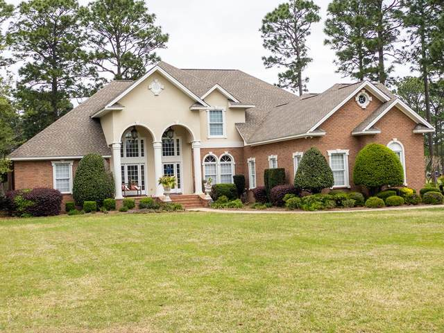 9 Par Drive, Jesup, GA 31546 (MLS #138697) :: Coldwell Banker Southern Coast