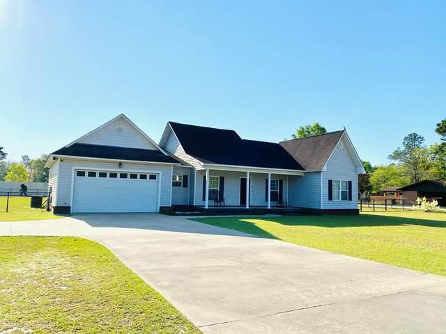 1306 Spring Grove Road, Jesup, GA 31545 (MLS #138714) :: RE/MAX All American Realty