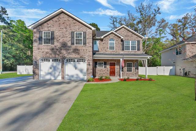 901 Jena Court, Hinesville, GA 31313 (MLS #138730) :: RE/MAX All American Realty