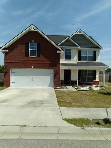 1107 Creekside Circle, Hinesville, GA 31313 (MLS #138739) :: RE/MAX All American Realty