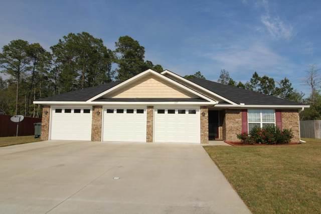 1117 Creekside Circle, Hinesville, GA 31313 (MLS #138740) :: RE/MAX All American Realty