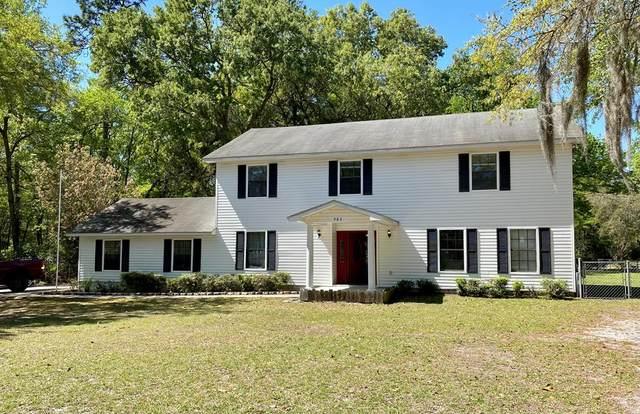 903 Bradwell Street, Hinesville, GA 31313 (MLS #138743) :: RE/MAX All American Realty