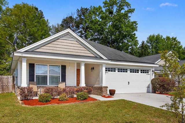 17 Allen Brook Drive, Port Wentworth, GA 31407 (MLS #138748) :: RE/MAX All American Realty