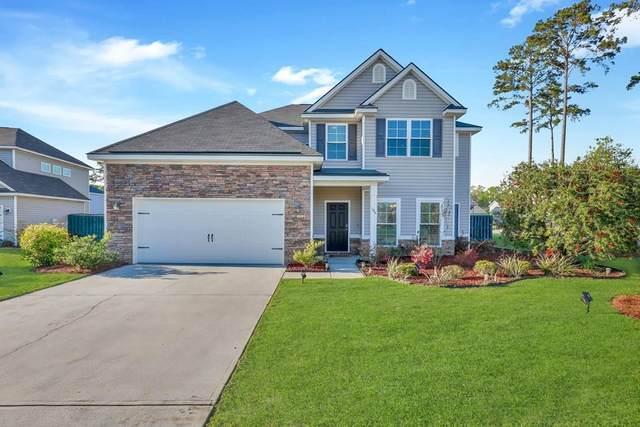 120 Glen Way, Richmond Hill, GA 31324 (MLS #138772) :: RE/MAX Eagle Creek Realty