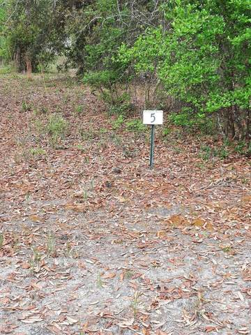 Lot 5 Battery Row, Townsend, GA 31331 (MLS #138774) :: RE/MAX Eagle Creek Realty