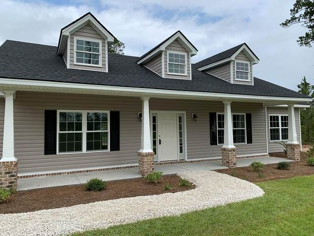 Lot 58 Vickers Pass Se, Ludowici, GA 31316 (MLS #138807) :: Coldwell Banker Southern Coast