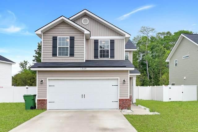 1209 Cypress Fall Circle, Hinesville, GA 31313 (MLS #138825) :: Coldwell Banker Southern Coast