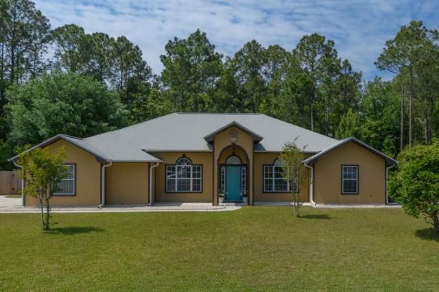 111 Hibiscus Court, Kingsland, GA 31548 (MLS #138826) :: Coldwell Banker Southern Coast
