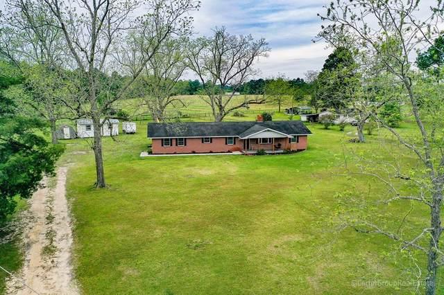 1515 Bear Branch Road, Jesup, GA 31545 (MLS #138831) :: Coldwell Banker Southern Coast