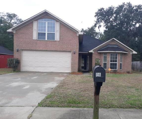 196 Gloucester Drive, Midway, GA 31320 (MLS #138840) :: Coldwell Banker Southern Coast