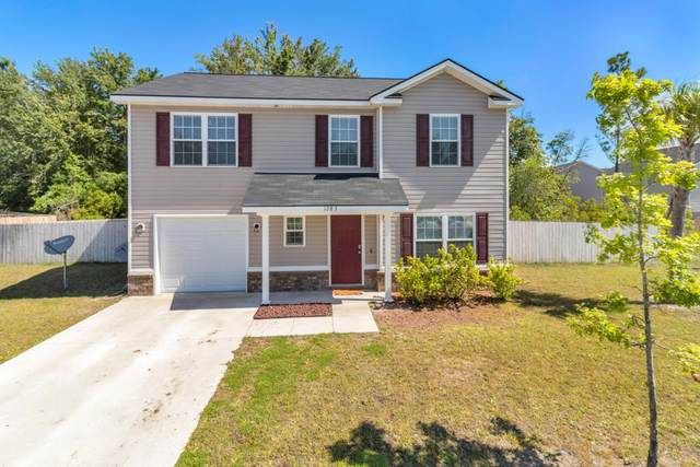 1283 Windrow Drive, Hinesville, GA 31313 (MLS #138850) :: Coldwell Banker Southern Coast