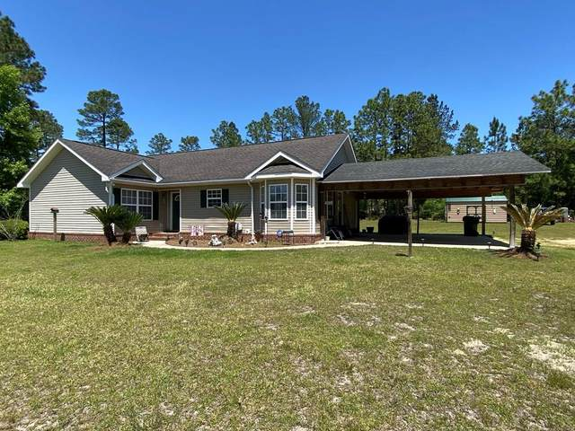 211 Wayenda Court, Screven, GA 31560 (MLS #138868) :: Coldwell Banker Southern Coast
