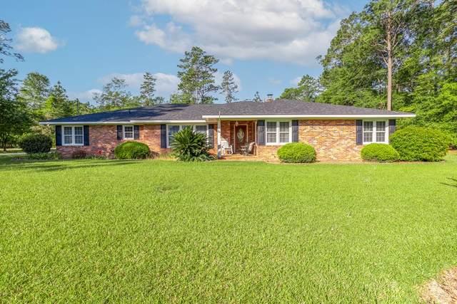 323 Loves Chapel Road, Glennville, GA 30427 (MLS #138917) :: Coldwell Banker Southern Coast