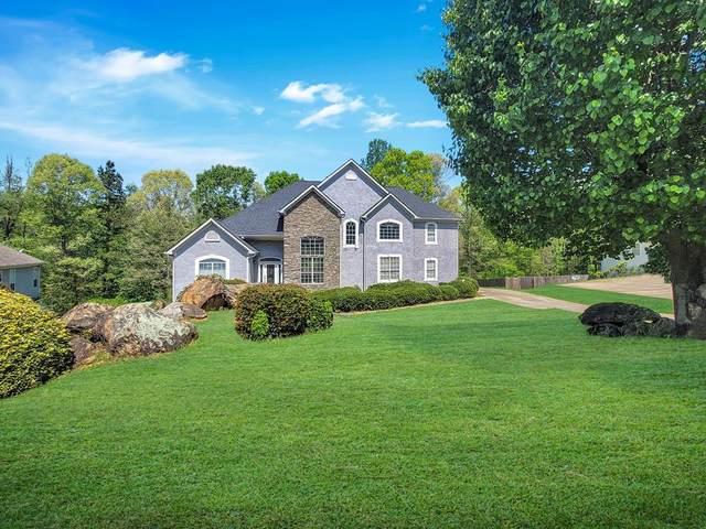 809 Deerwood Drive, Stockbridge, GA 30281 (MLS #138930) :: RE/MAX All American Realty