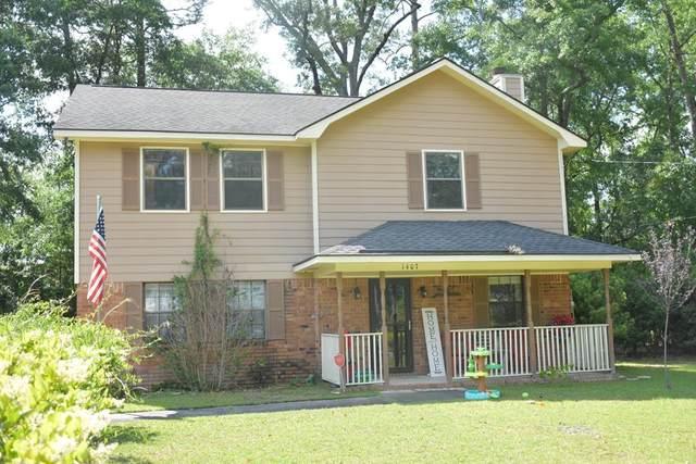 1407 Brittney Lane, Hinesville, GA 31313 (MLS #138975) :: Coldwell Banker Southern Coast