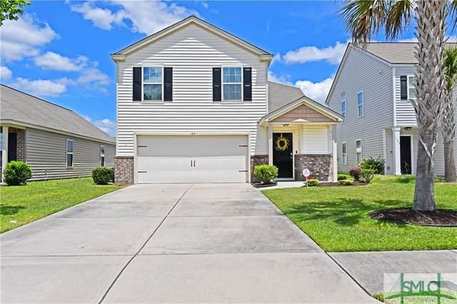 105 Davila Street, Hinesville, GA 31313 (MLS #138984) :: Coldwell Banker Southern Coast