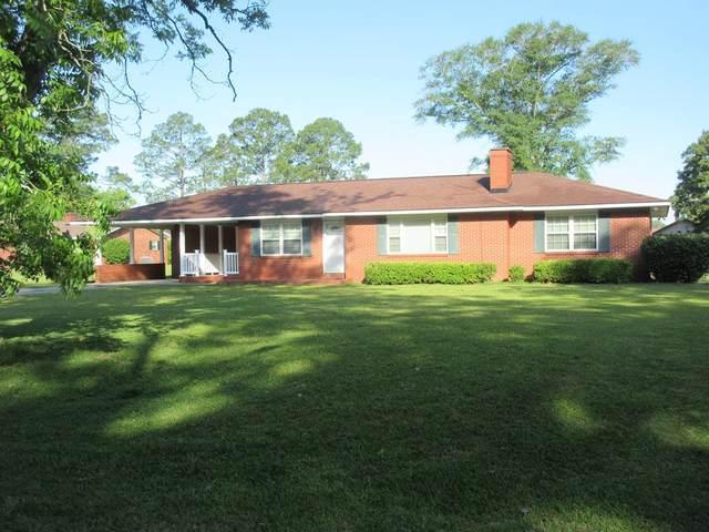 106 Henry Street, Glennville, GA 30427 (MLS #139128) :: Coldwell Banker Southern Coast