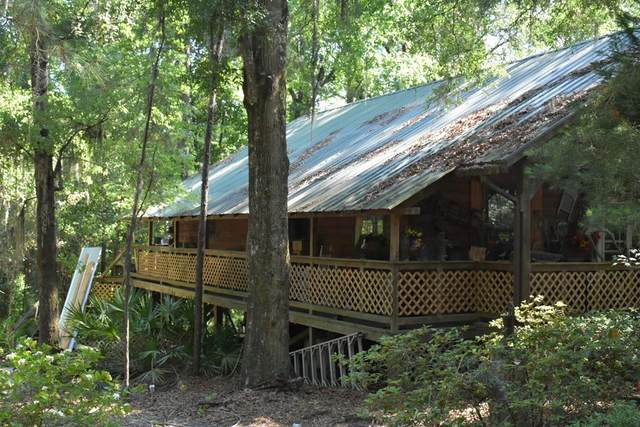 2553 Cecil Nobles Highway, Ludowici, GA 31316 (MLS #139195) :: Coldwell Banker Southern Coast