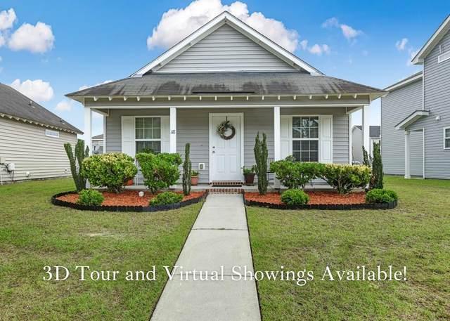 118 Verde Bend Road, Savannah, GA 31419 (MLS #139348) :: Coldwell Banker Southern Coast