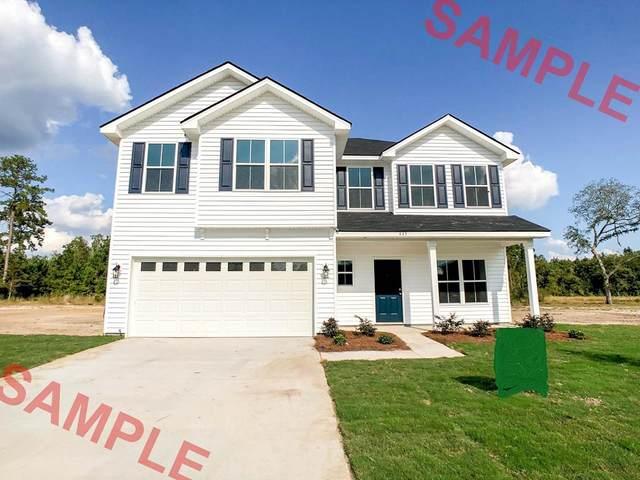 233 Gambrel Road, Hinesville, GA 31313 (MLS #139400) :: Coldwell Banker Southern Coast