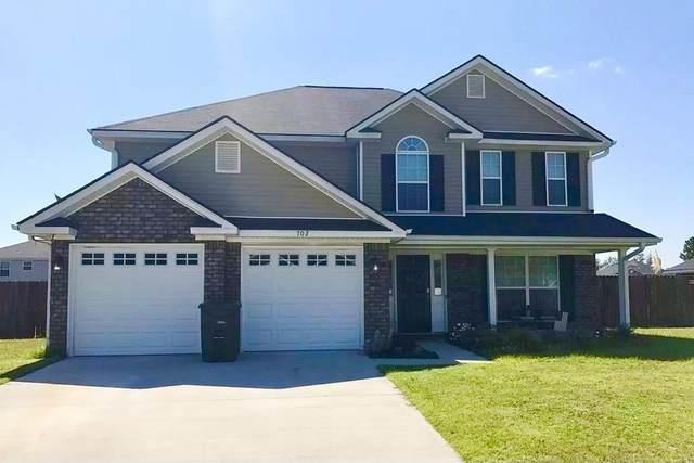 702 Auburn Road, Hinesville, GA 31313 (MLS #139401) :: Coldwell Banker Southern Coast